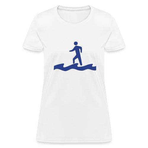 Walk on Water - Women's T-Shirt