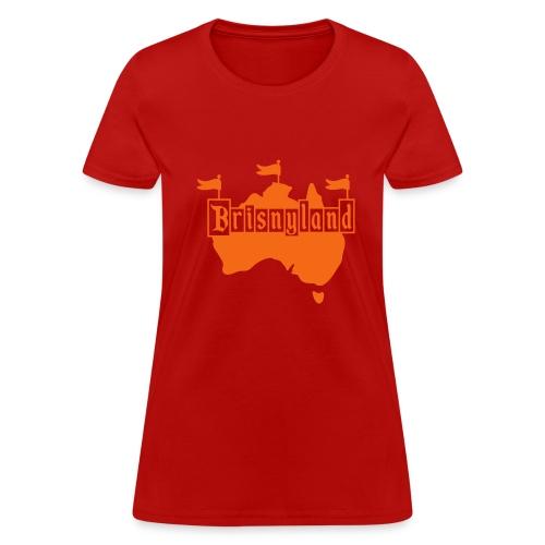 Brisnyland - Women's T-Shirt
