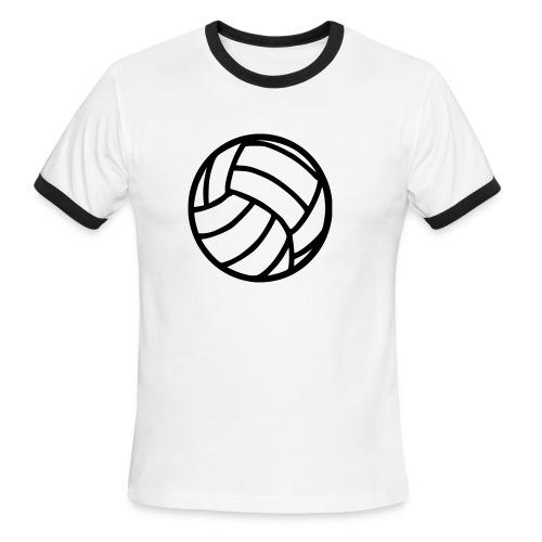 two shirt - Men's Ringer T-Shirt