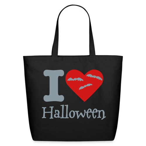 halloween t-shirts - Eco-Friendly Cotton Tote