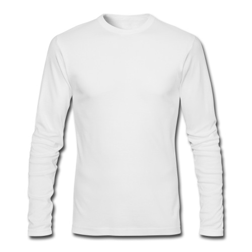 Plain - Men's Long Sleeve T-Shirt by Next Level