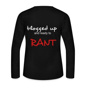The Anti Judith - Ready to Rant - Women's Long Sleeve Jersey T-Shirt