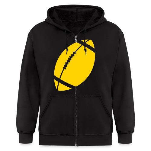 sweater - Men's Zip Hoodie