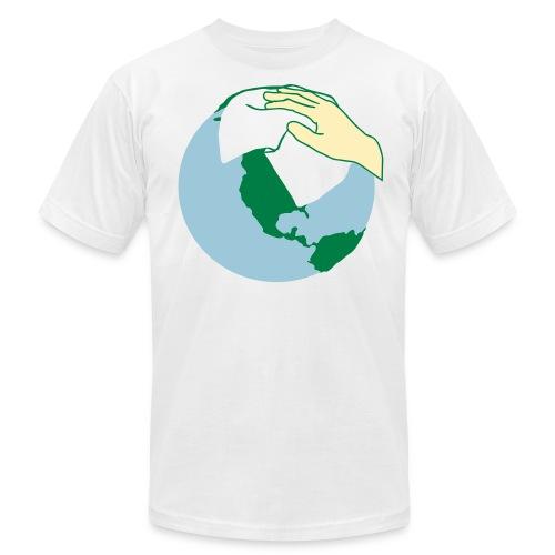 Mens Clean Earth Shirt - Men's Fine Jersey T-Shirt
