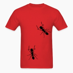 Red Ant T-Shirts (Short sleeve)