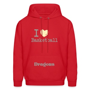 Purchase Line Basketball - Men's Hoodie