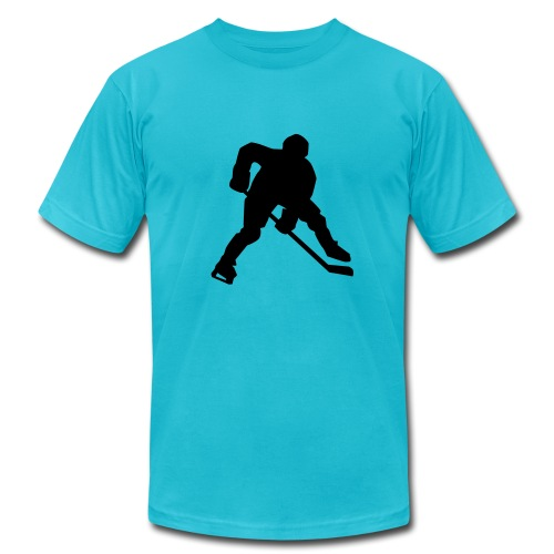 three-piece suit - Men's Fine Jersey T-Shirt
