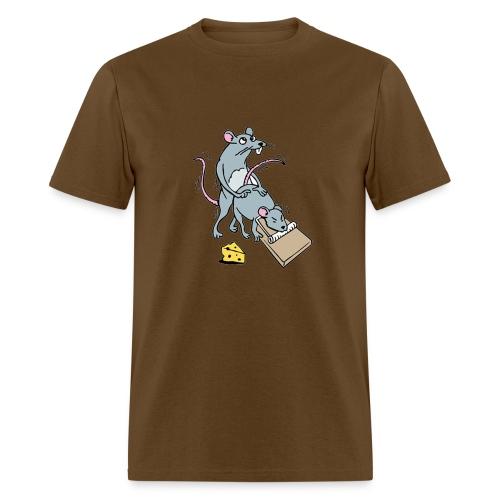 mouse trap - Men's T-Shirt