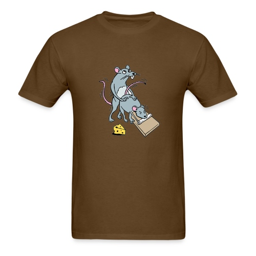 mouse trap - Men's T-Shirt
