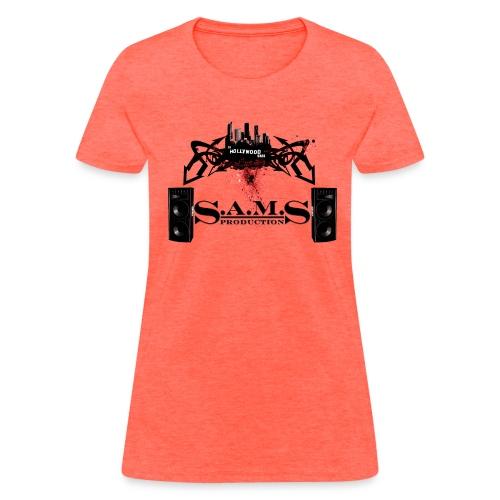 city under seige - Women's T-Shirt