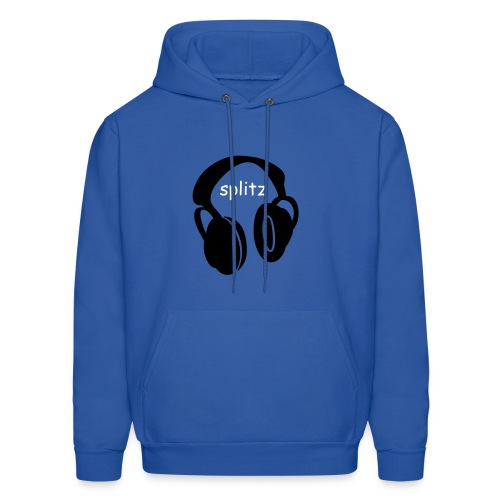 Splitz HeadPhone Sweatshirt - Men's Hoodie