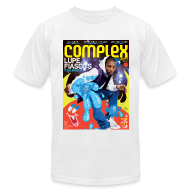 T-Shirts ~ Men's T-Shirt by American Apparel ~ Lupe Fiasco
