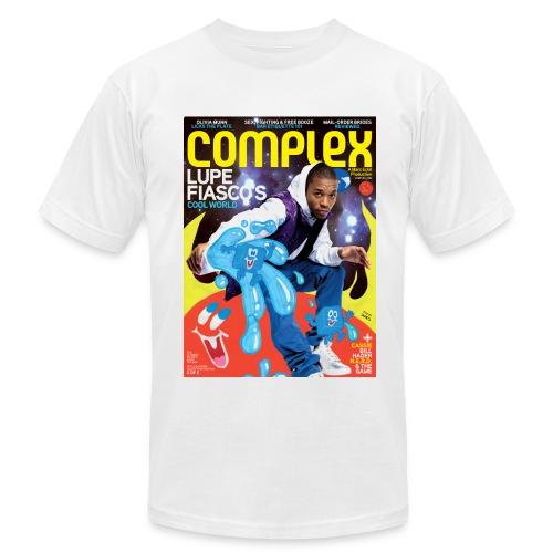 Lupe Fiasco - Men's Fine Jersey T-Shirt