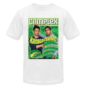 Harold and Kumar - Men's T-Shirt by American Apparel