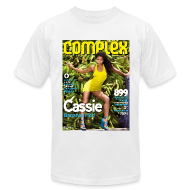 T-Shirts ~ Men's T-Shirt by American Apparel ~ Cassie