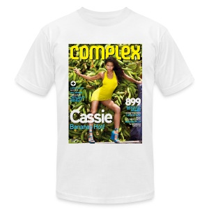 Cassie - Men's T-Shirt by American Apparel