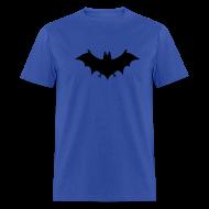 T-Shirts ~ Men's T-Shirt ~ BattyMan T-Shirt -  Black Bat