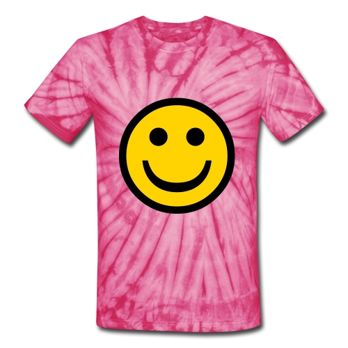 space - Unisex Tie Dye T-Shirt