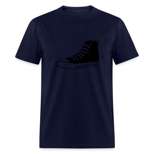 kick me - Men's T-Shirt