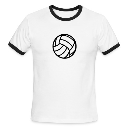 girl - Men's Ringer T-Shirt