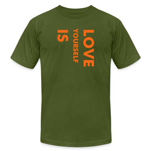 Love yourself - Men's  Jersey T-Shirt
