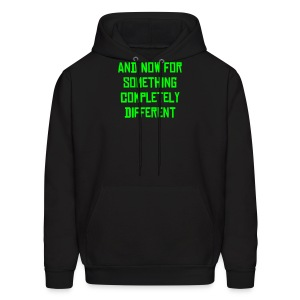 'Different' Election 2009 Hoodie - Men's Hoodie