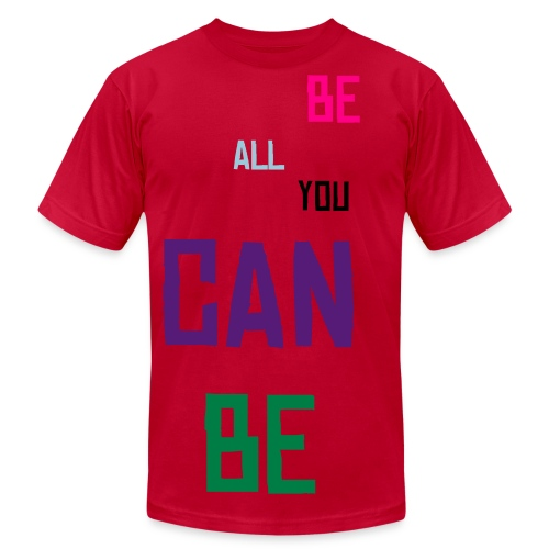 BE YOU DO YOU - Men's Fine Jersey T-Shirt