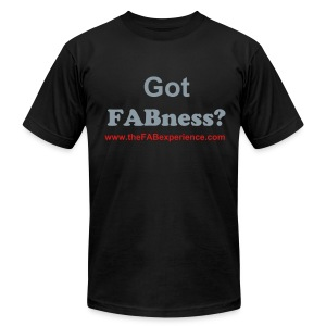 the got FABness FABtee - Men's T-Shirt by American Apparel