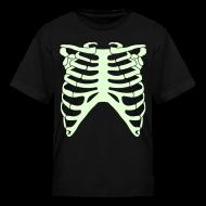 Kids' Shirts ~ Kids' T-Shirt ~ XRAY - GLOW IN THE DARK T-Shirt