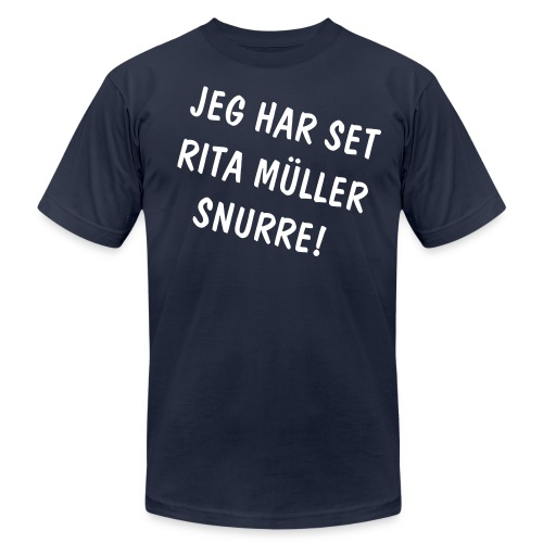 The Rita-shirt! - Men's  Jersey T-Shirt