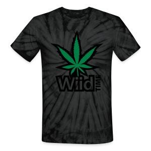 Wiid Time Unisex Tie Dye Tee - Unisex Tie Dye T-Shirt