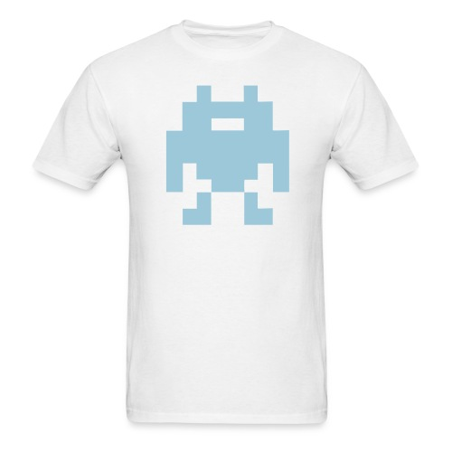 Robo Fight Mens T Shirt - Men's T-Shirt