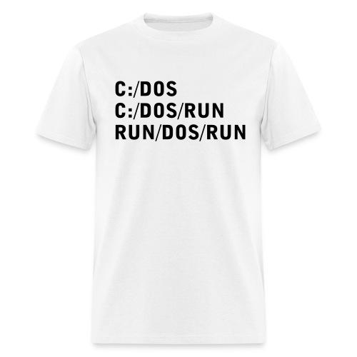 C:/Dos C:/Dos/Run Run/Dos/Run Mens T Shirt - Men's T-Shirt