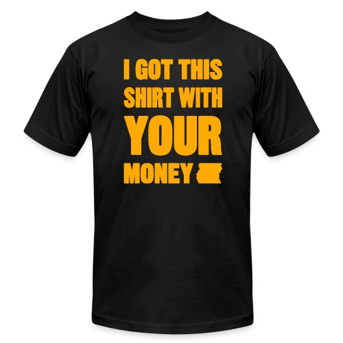 HiLLiENS Good Things - Men's Fine Jersey T-Shirt