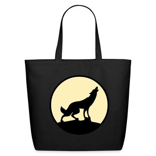 Green bag, good for the environment. - Eco-Friendly Cotton Tote