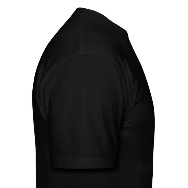 mens torso1 tshirt with skull on back