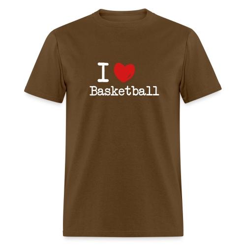 Love Basketball - Men's T-Shirt
