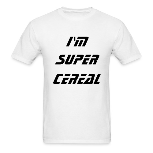 SuperCereal - Men's T-Shirt