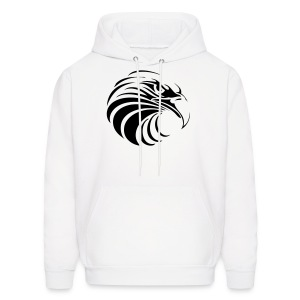 Eagle Tribal Design Mens Hoody - Men's Hoodie