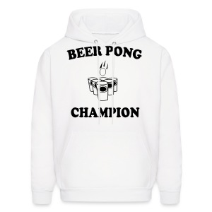 Beer Pong Champion Mens Hoody - Men's Hoodie