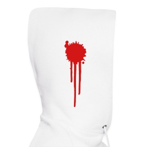 Blood Spots On Hood of Mens Hoody - Men's Hoodie