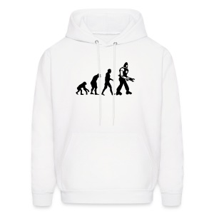Evolution Mens Hoody - Men's Hoodie