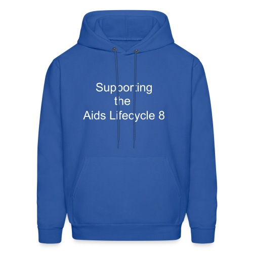 Supporting Vicki - Men's Hoodie