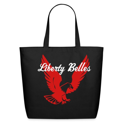 Belle Large Dancer Bag - Eco-Friendly Cotton Tote