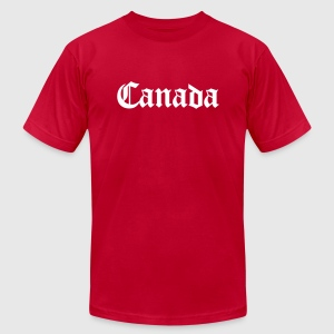 Canada - Men's T-Shirt by American Apparel