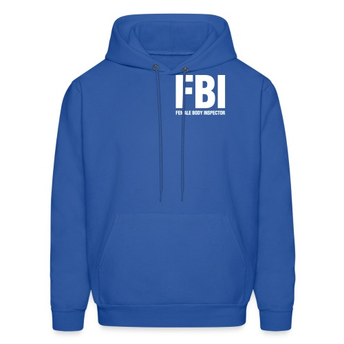 Female Body Inspector - Men's Hoodie