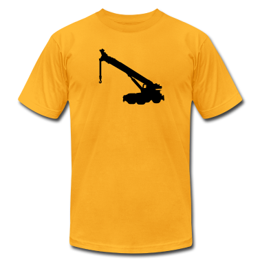 Gold construction T-Shirts (Short sleeve)