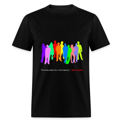 Diversity - Men's T-Shirt