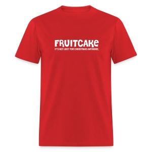 Men's FRUITCAKE RD - Men's T-Shirt