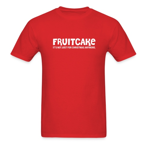 Men's FRUITCAKE RD - Men's T-Shirt